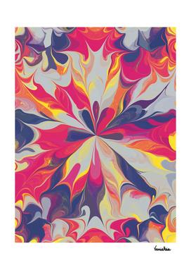 Mandala flower 02
