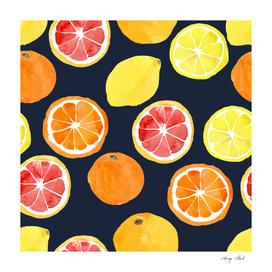 Citrus oranges