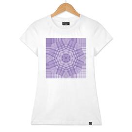 Ultra Violet Plaid On Plaid