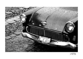 Car in Guatemala