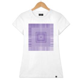 Plaid On Plaid Ultra Violet