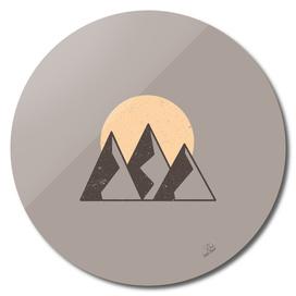 Mountain Sun