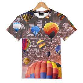 Balloon Invasion by GEN Z