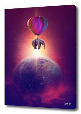 Elephant Trip by GEN Z