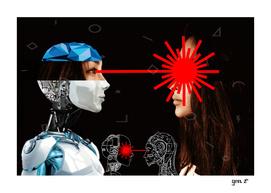 Laser Bot by GEN Z
