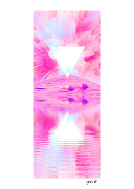 Pink Swimming Pool by GEN Z