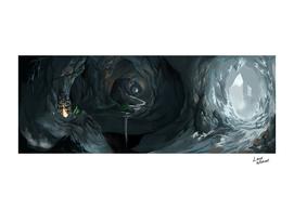 The two door cave