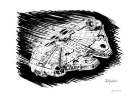 Falcon Millenium