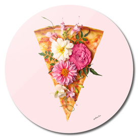 FLORAL PIZZA