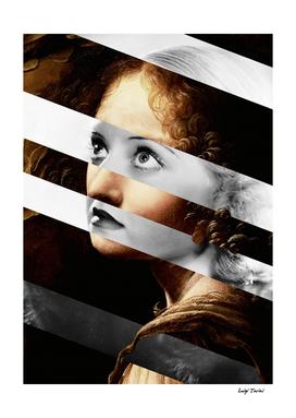 Leonardo Da Vinci's Angel & Bette Davis