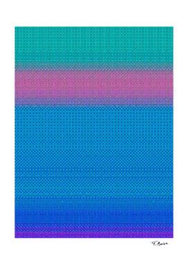 Pixel gradient #13