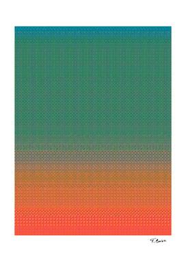 Pixel gradient #16