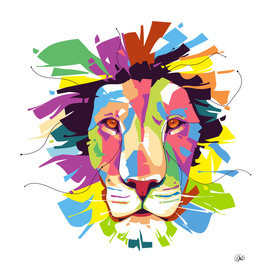 Lion - CO\olorful
