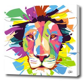 Lion - CO\olorful