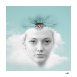 A girl who lived in a cloud