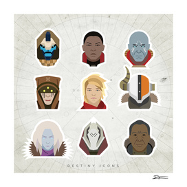 Destiny Icons