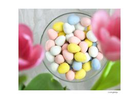 Chocolate & Tulips