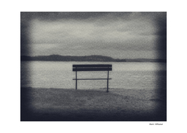 Bench by the lake 11