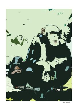 Chimpanzee 6