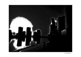 Dubai by night 2