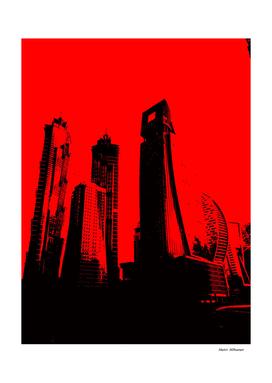 Dubai skyscraper 1