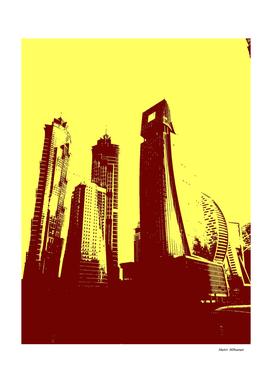 Dubai skyscraper 5