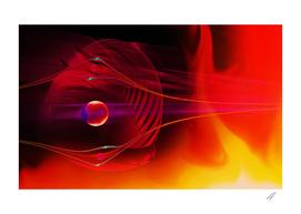Cosmic Fireball Deekflo
