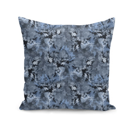 Camouflage in shades of blue