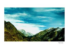 Nature Mountain Landscape