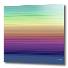 Abstract color tone purple yellow gradient print striped