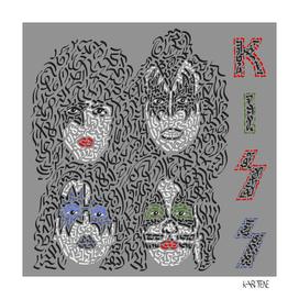 Kiss Rock Band