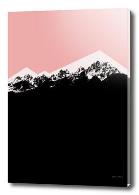 pink mountain