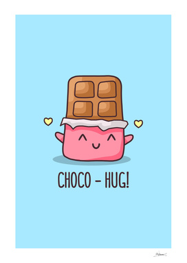 Choco - Hug!