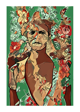 Mr Flower Man
