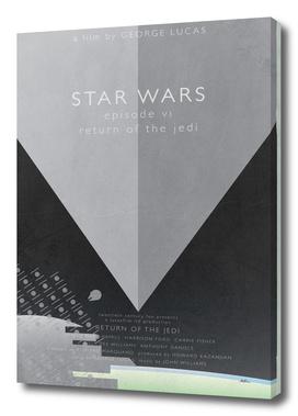 Return Of The Jedi - Movie Poster