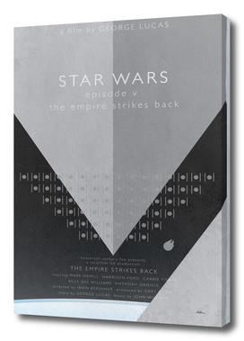 Empire Strikes Back - Movie Poster