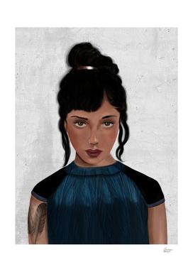 Rebel Girl VI
