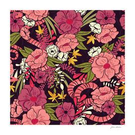 Jungle Pattern 001