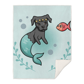 Mermaid Pit Bull