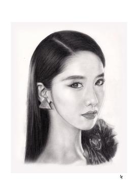 Girls' Generation Yoona Im