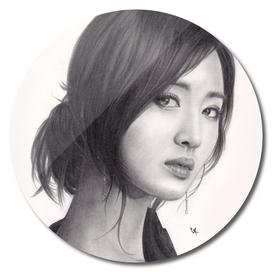 Girls' Generation Yuri Kwon