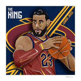LeBron James_Illustration