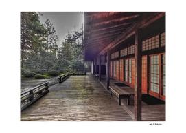Japanese Garden Gavilion