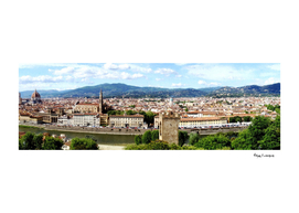 Scene from Florence