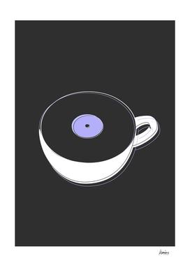 Vinyl coffee