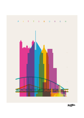 Shapes of Pittsburgh