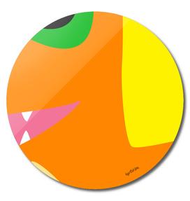 Close up art - Char