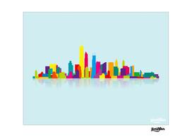 New WTC Skyline