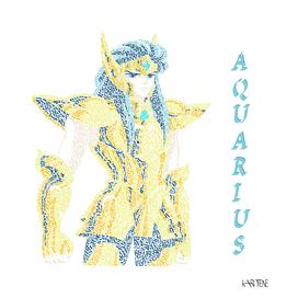 Saint Seiya - Knightofthezodiac - Aquarius