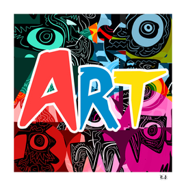 Pop Art Street Art Graffiti Love